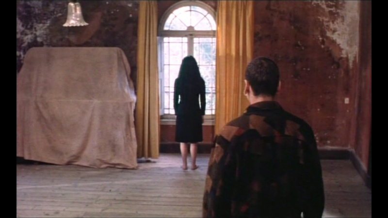 «Медуза» (1998) - фэнтези, триллер. Джордж Лазопулос