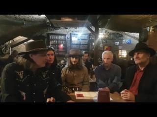 """Видеообращение от группы """"ZVERO'BOY String Band"""""""