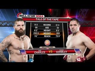 Bellator 143 - Chase Gormley vs Dan Charles