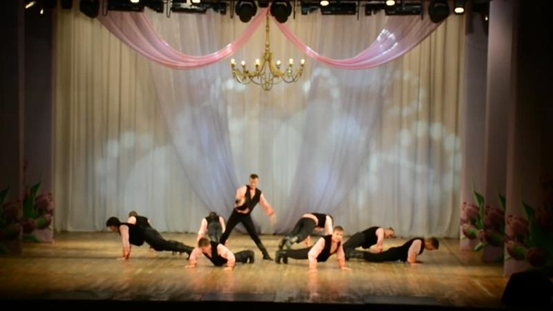 Полька фарс хореографический коллектив ансамбль танца Россияночка