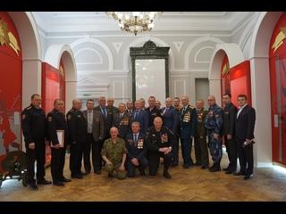 В Ельце прошли торжественные мероприятия, посвященные Росгвардии