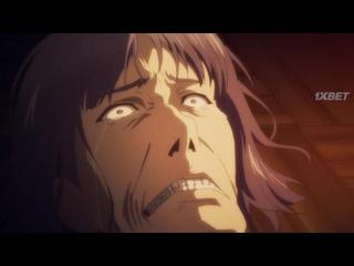 забавный момент из аниме  Choujin Koukousei-tachi wa Isekai demo Yoyuu de Ikinuku you desu!