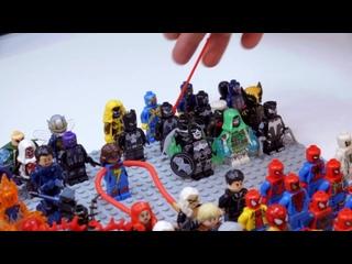 [Shiro Geek World] 500 МИНИФИГУРОК MARVEL - МОЯ КОЛЛЕКЦИЯ