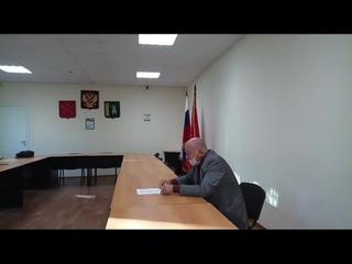 ВРИО главы совета Сергей Хомко предлагает организовать конкурс ГТО
