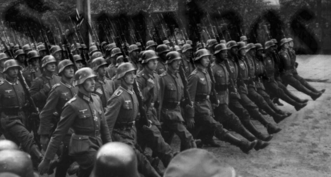 Вермахт на марше