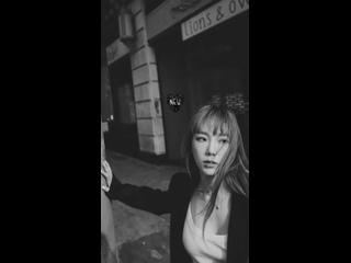 Instagram story Taeyeon 200108