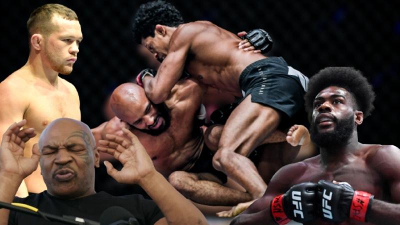 Шок Мышонок проиграл нокаутом и снова колено Тайсон хочет бой с Льюисом FightSpace