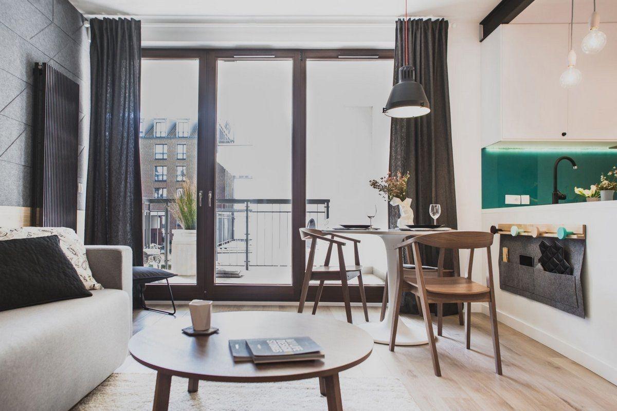 Szafarnia 2 Apartment by Raca Architekci