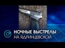 Ночных стрелков задержали сотрудники ДПС в Новосибирске