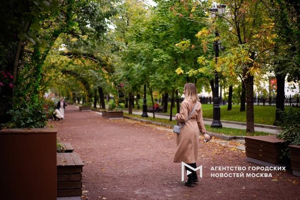 Бабьему лету все же быть! ☀ Уже с завтрашнего дня в Москв...