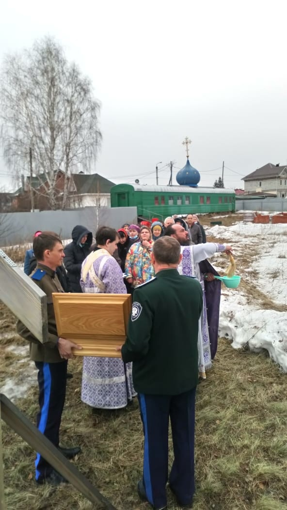 В Челябинск привезли мощи святого Харалампия., изображение №2