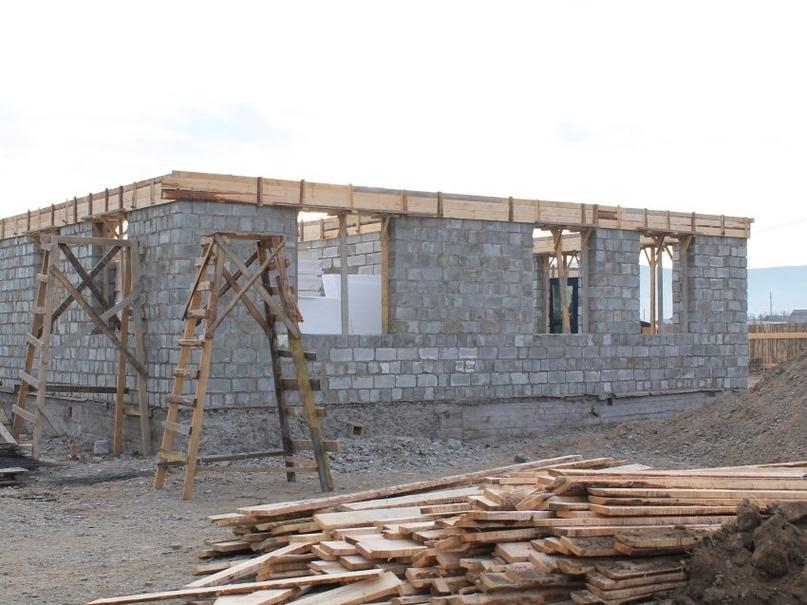 Подрядчик начал строительство детского сада на 60 мест в Чите