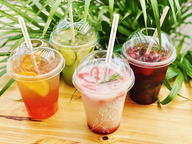 Новые прохладительные напитки от «ДоДо Пицца» в бизнес-центре «Нагатинский»