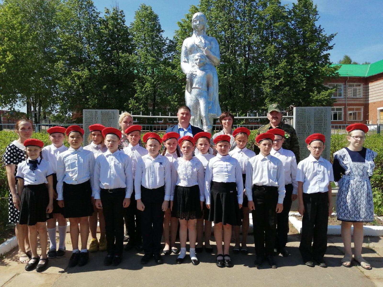 19 мая в Русско-Сюгаильской школе состоялась торжественная