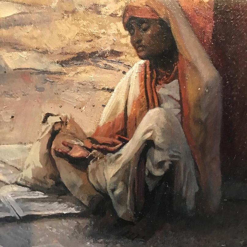 Французский художник-реалист. Alain Senez, изображение №17