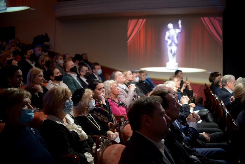Номинанты, лауреаты и зрители Российской Национальной актёрской премии «Фигаро»