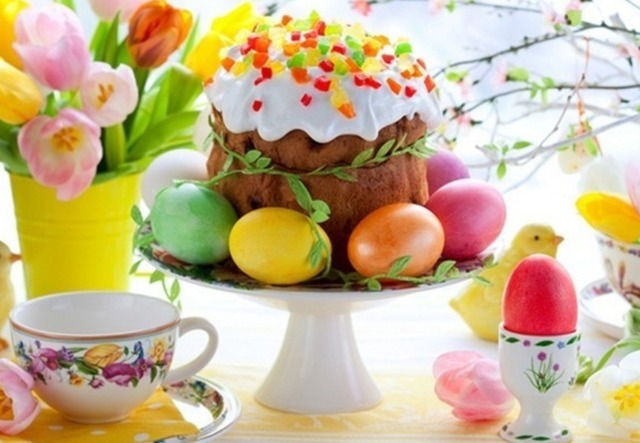 Приметы, традиции и обычаи на Пасху (Светлое Воскресенье)