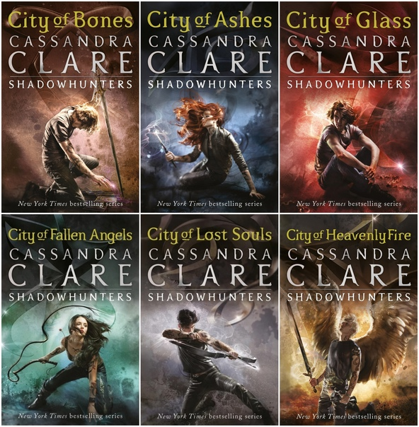 City of Bones (The Mortal Instruments #1) - Cassandra Clare