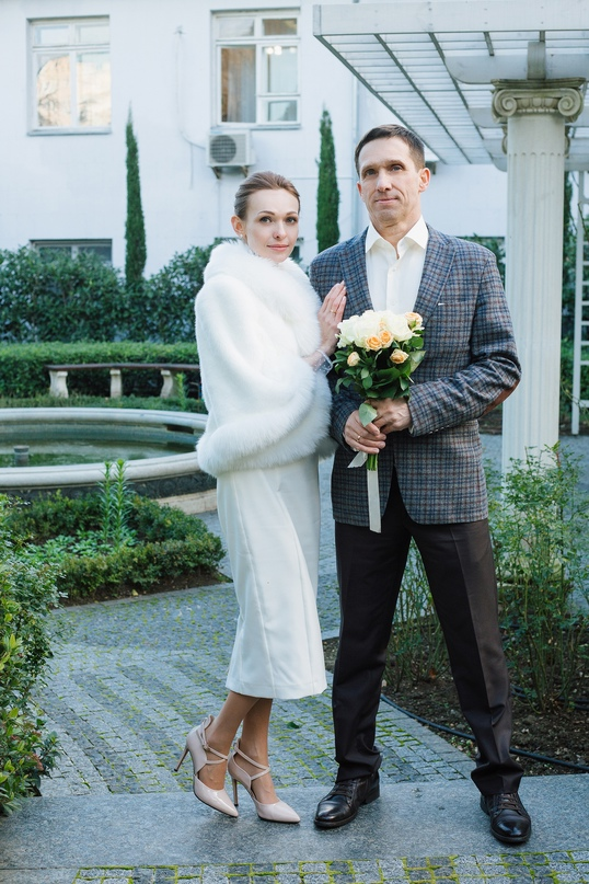 Свадебная съемка в Партените - Фотограф MaryVish.ru
