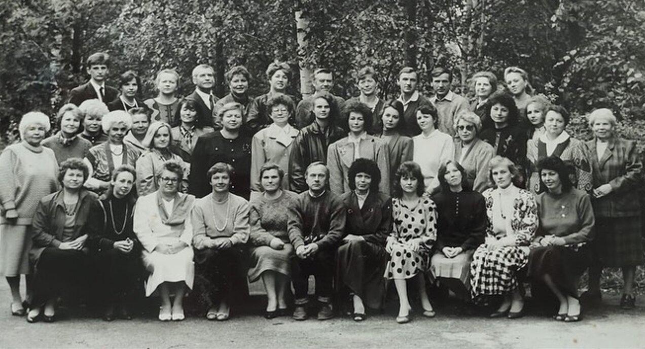 Демиховскому лицею исполняется 70 лет
