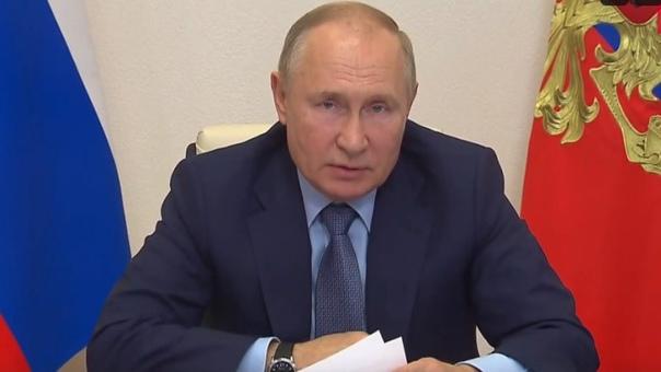 Путин поддержал предложение Голиковой сделать в Ро...