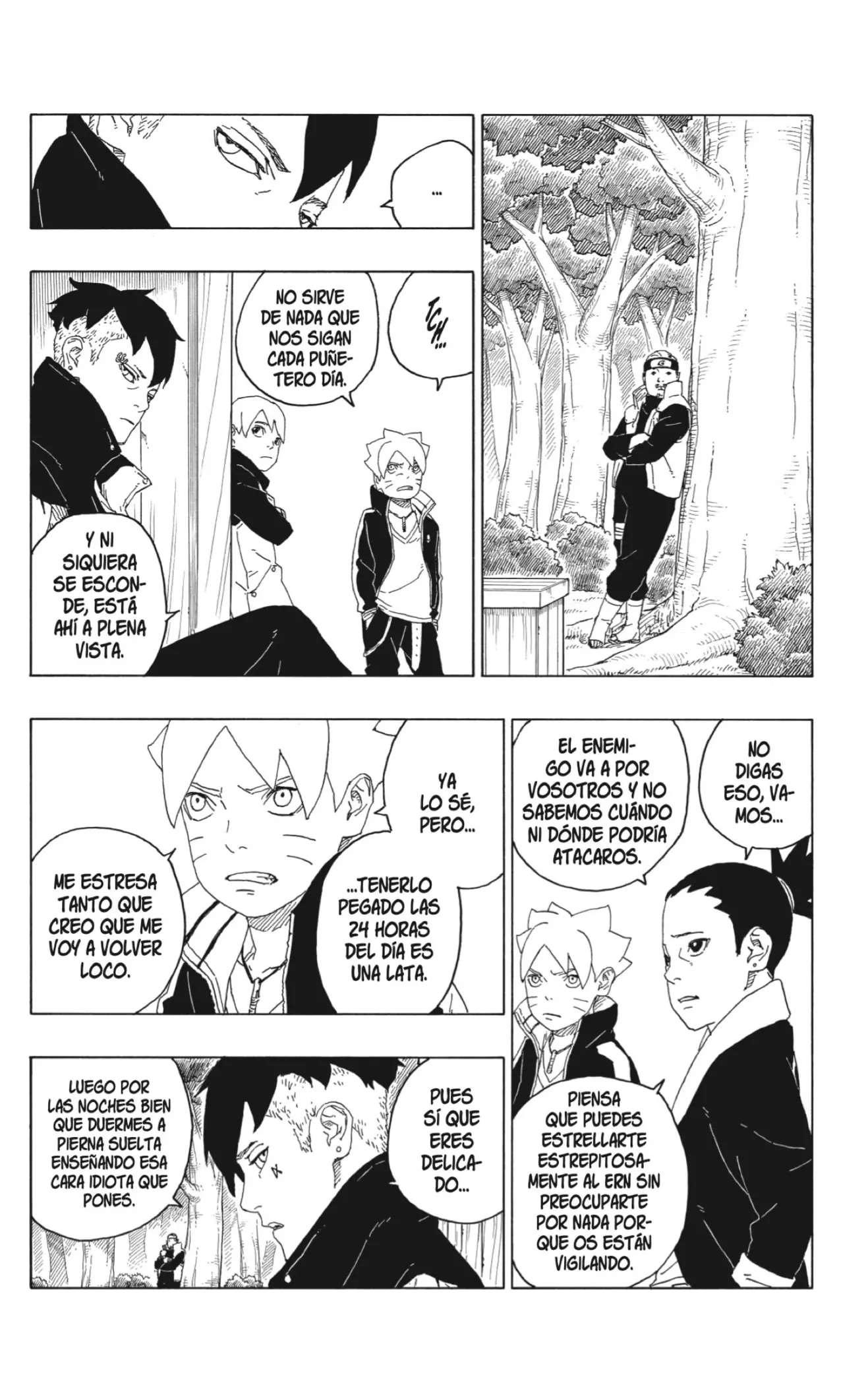 Boruto Manga Capitulo 61, image №3