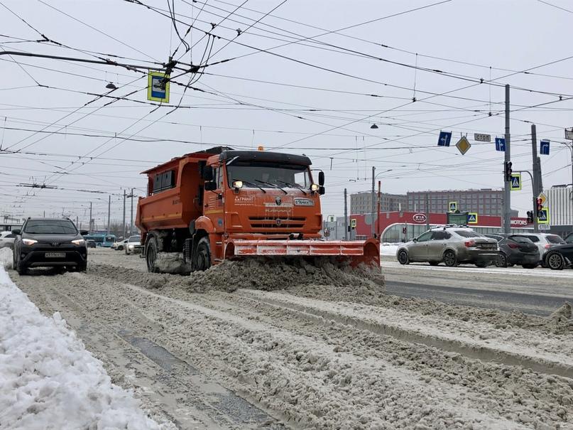 🤔 Куда обращаться, чтобы убрали снег на дорогах и тротуарах?