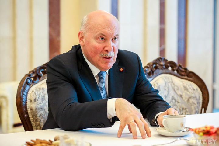 Мезенцев: Сближение Беларуси и России — важнейший фактор, с которым не соглашаются на Западе