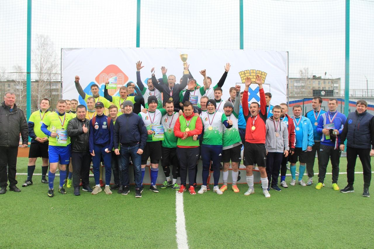 Турнир по футболу «Кубок Главы» ГО города Ирбита