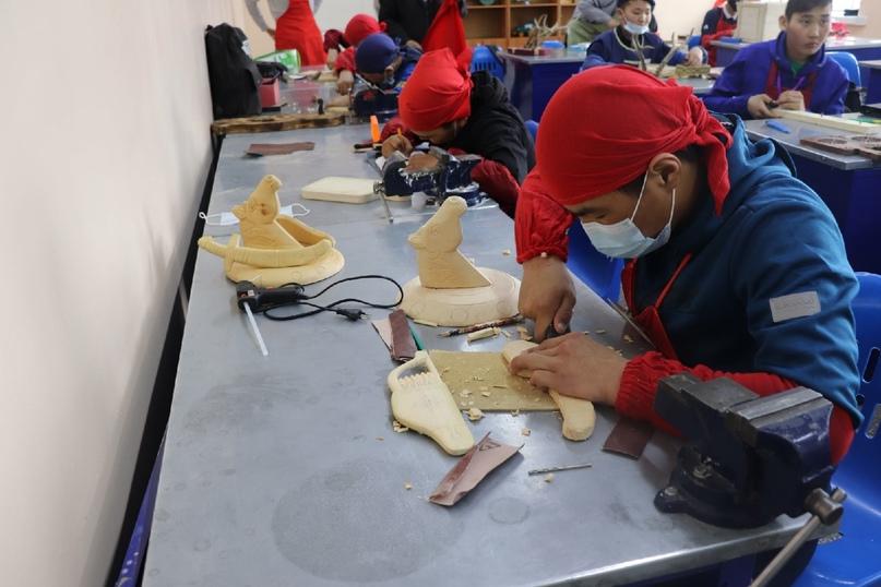 🇷🇺 В Туве подведены итоги традиционного республиканского конкурса «Город мастеров»
