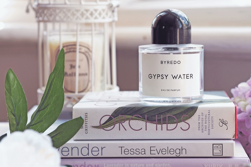 Byredo Parfums Gypsy Water (унисекс) (тестер) 100 ml. 2980 руб