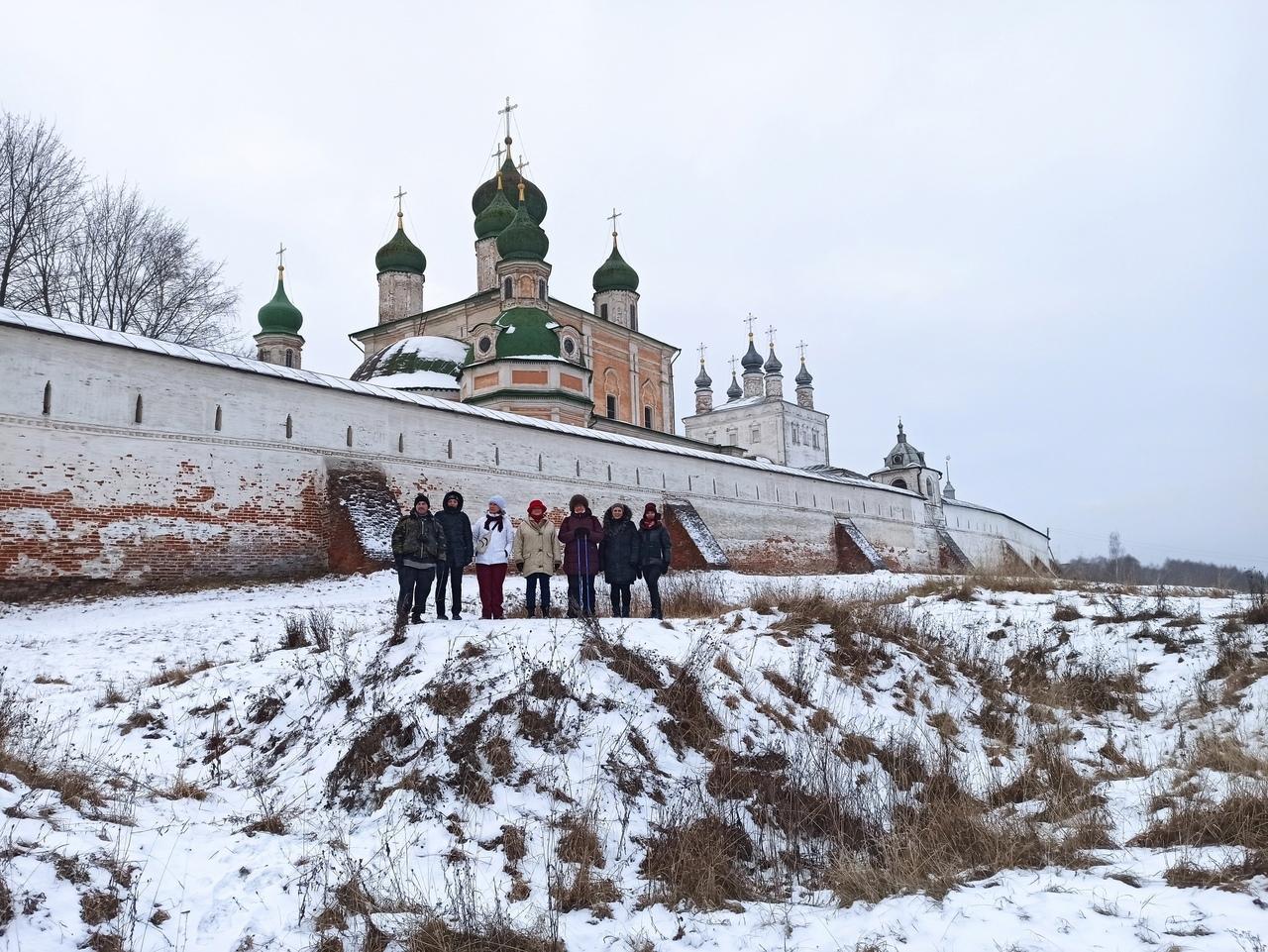 Путешествие в Переславль. Часть 2: Город церквей и монастырей. Здесь родился Александр Невский.