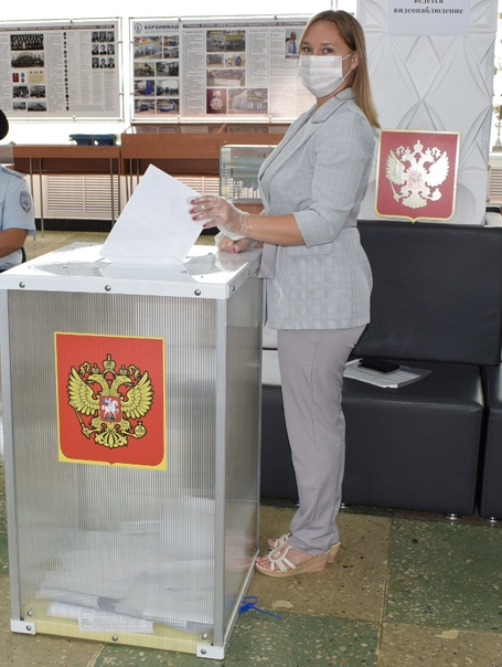 Явка избирателей в Борисоглебском округе сейчас со...
