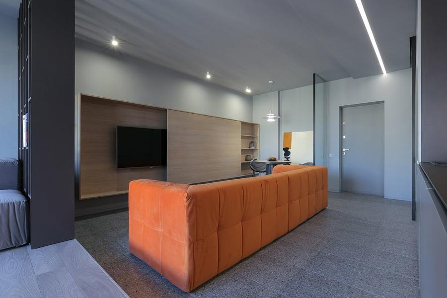 Дизайн квартиры 42 кв.
