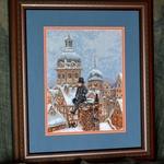 """""""Трубочист"""", по мотивам картины Франса Вильгельма Одельмарка."""