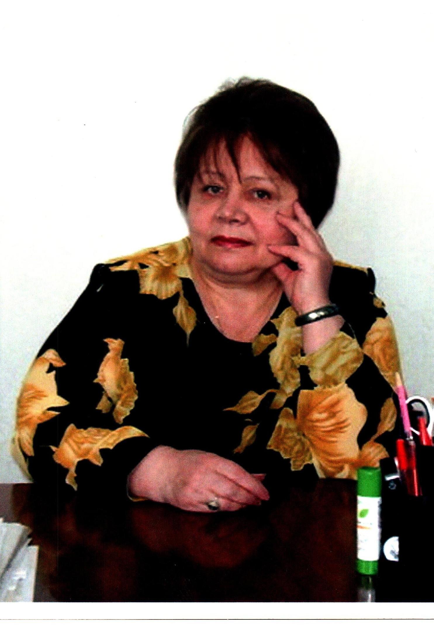 ✅Васильева Татьяна Федоровна. Заслуженный учитель школы Российской