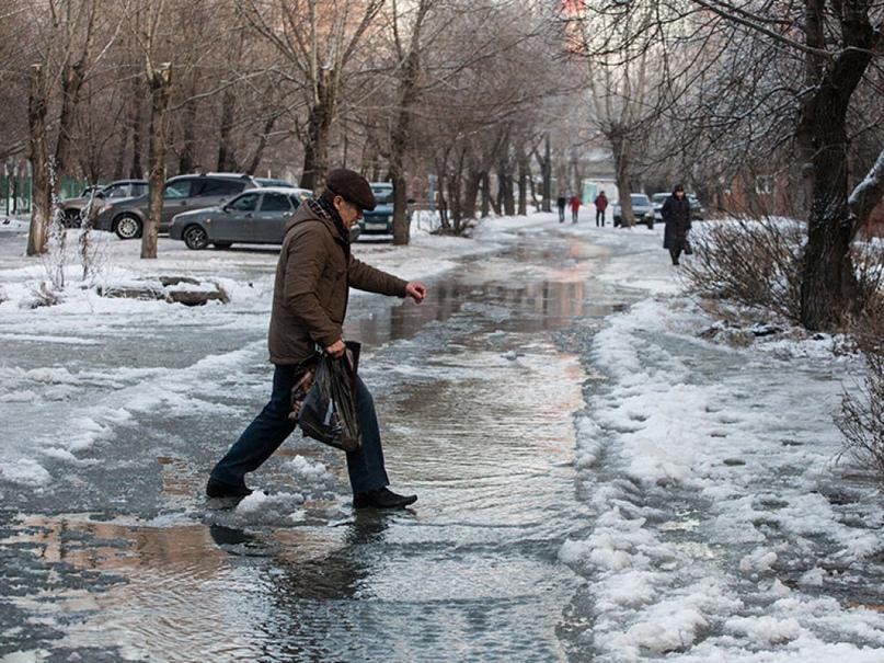 В воскресенье в Архангельской области потеплеет почти до нуля градусов