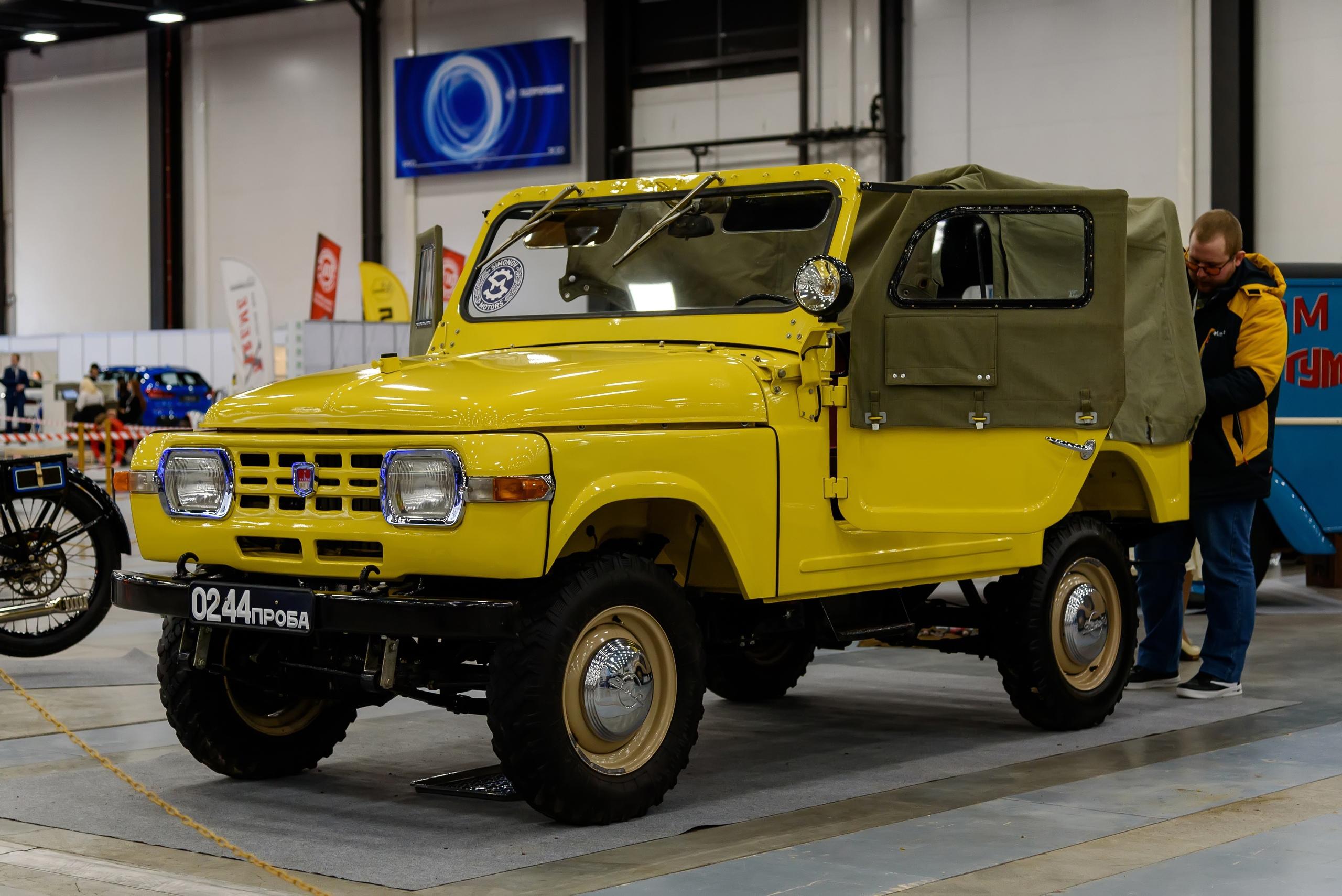 Москвич 415С 1973