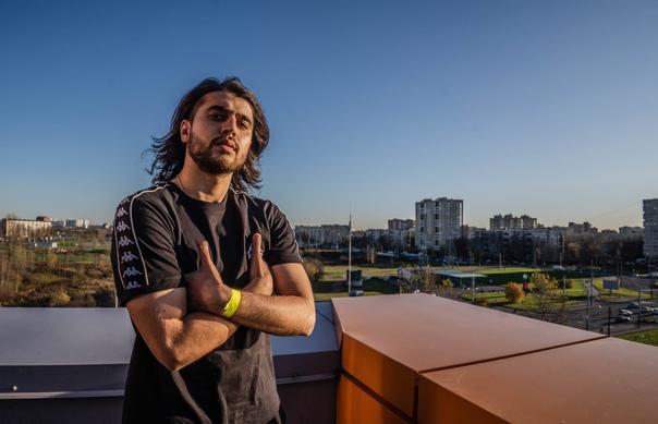 Раджик Землянский, Санкт-Петербург, Россия