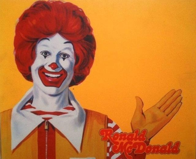 Самые ужасные клоуны из фильмов, сериалов, мультиков и даже рекламы!