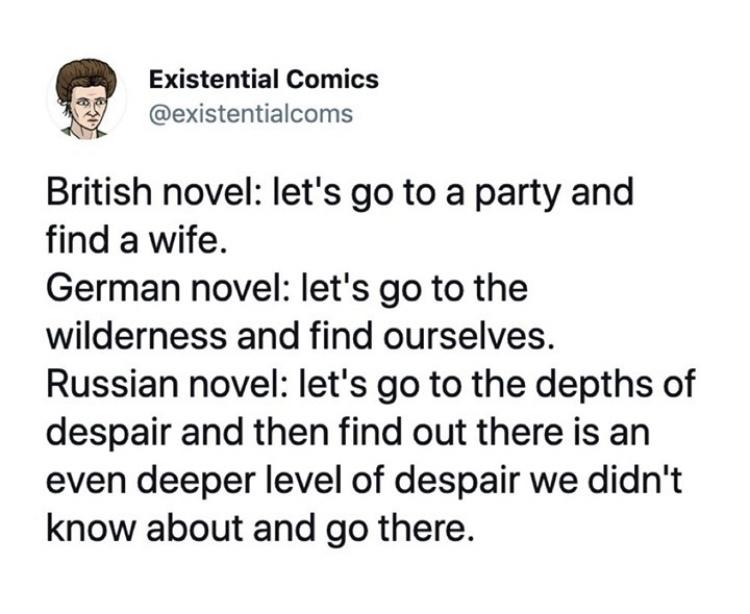 О русской литературе