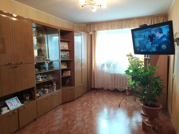 Продаётся 2-х комнатная квартира, в Новолисино, 3 ...