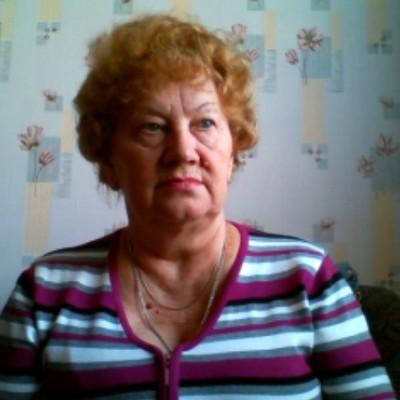 Людмила Федоровна, Пермь