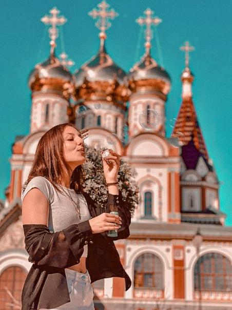 Мария Григорьянц, Россия