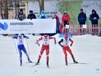 Константин Главатских серебряный призёр марафонской дистанции Чемпионата России по лыжным гонкам.1