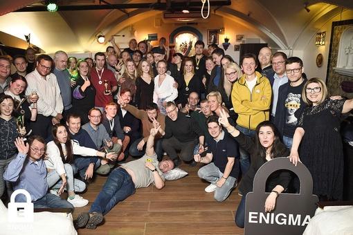 Enigma, игра №134, финал летнего сезона