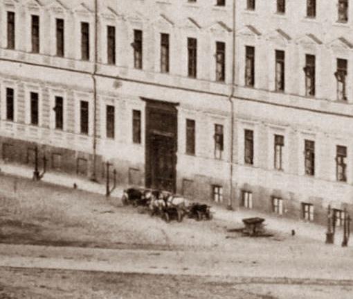 Санкт-Петербург без людей в 1861 году: Где все люди?, изображение №3