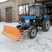 Отвал бульдозерный гидроповоротный для трактора МТЗ 82 (2,1 м)