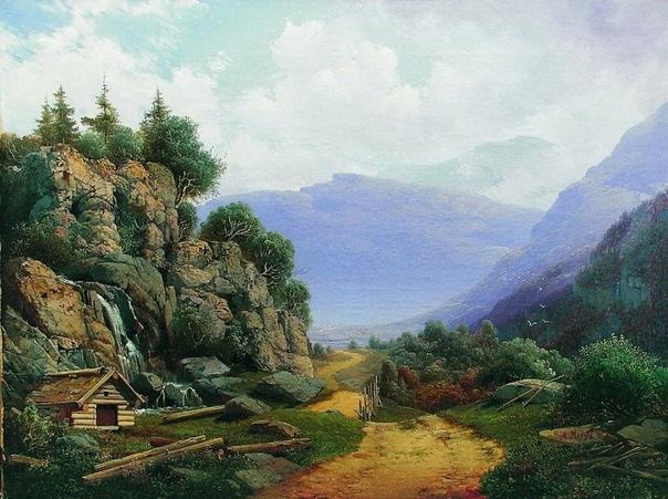 «Рисовальщик природы» Арсений Мещерский