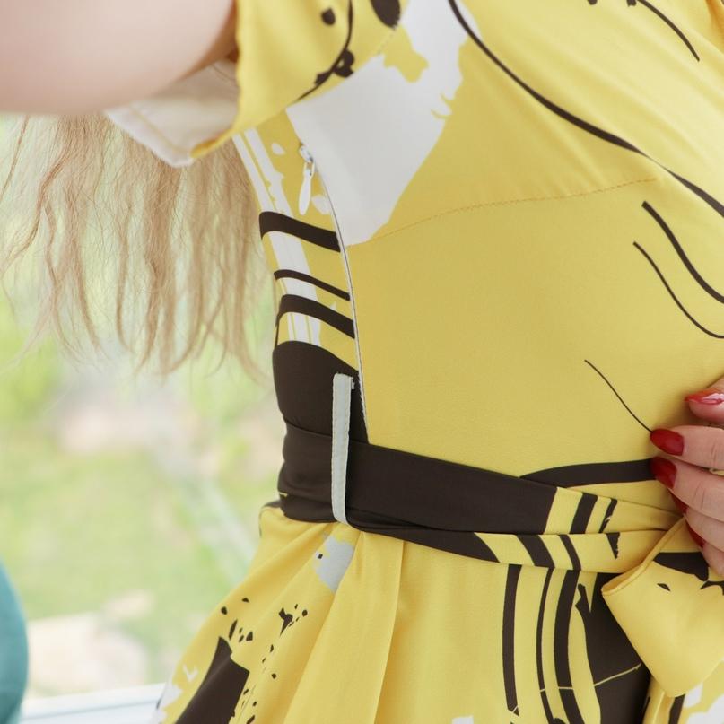 Женское платье #LEPLUSS